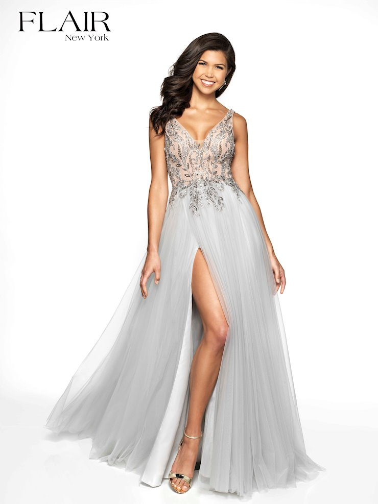 Flair Prom Style #19104 Image