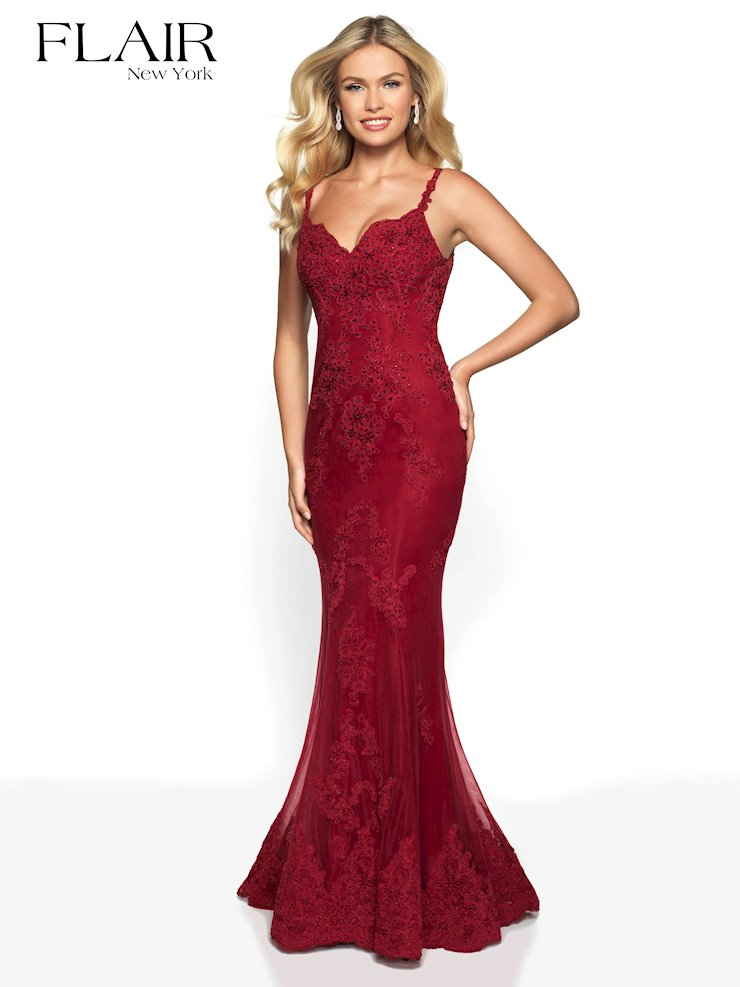 Flair Prom Style #19108 Image