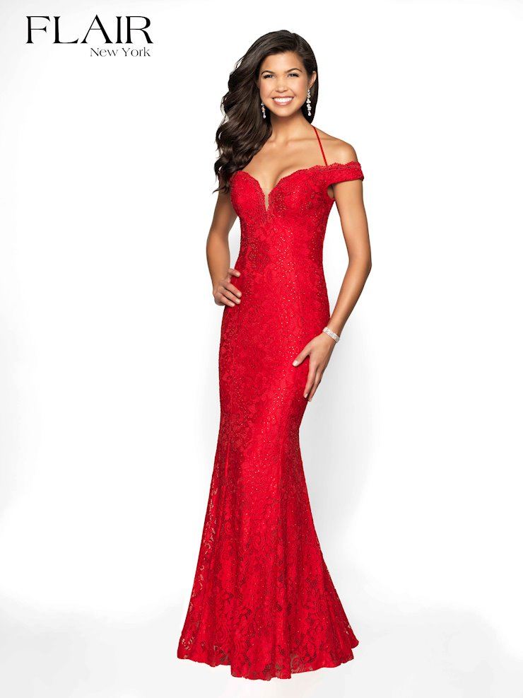 Flair Prom Style #19120 Image