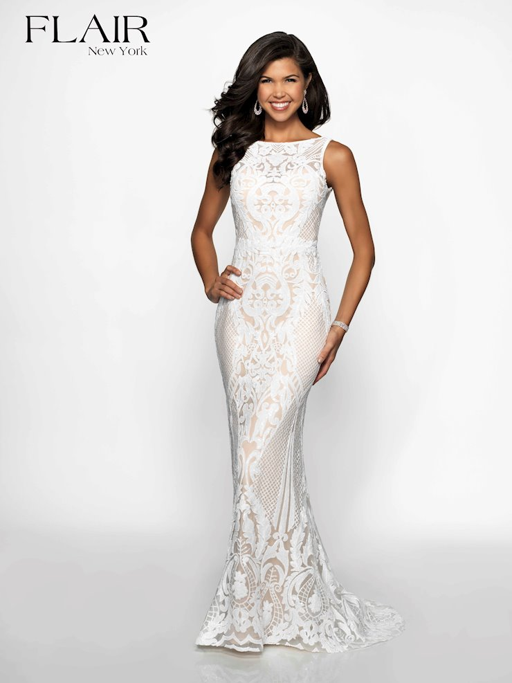 Flair Prom Style #19121 Image