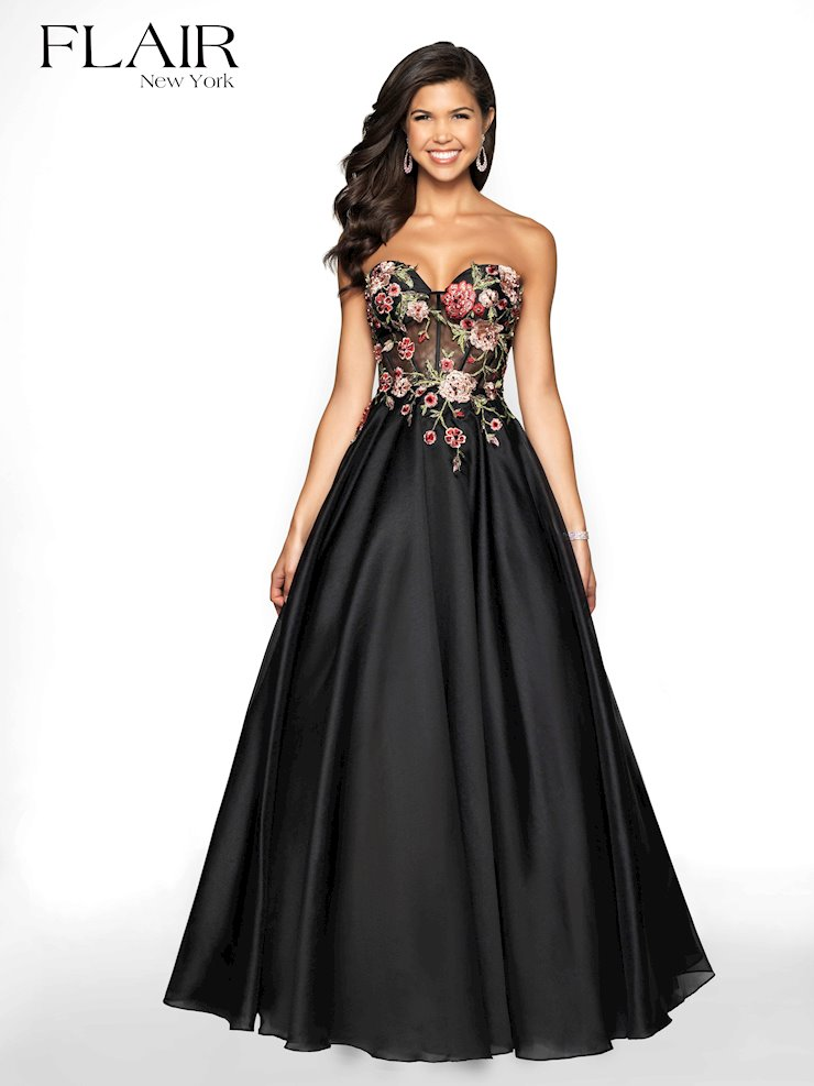 Flair Prom Style #19122 Image