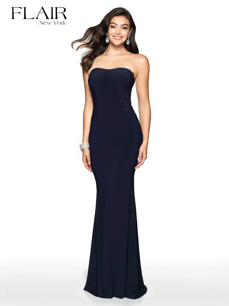 Flair Prom Style #19152 Image
