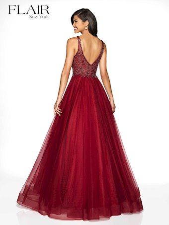 Flair Prom Style No. 19206
