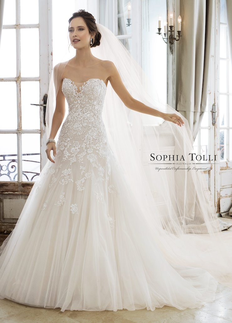 Sophia Tolli Style #Y11866