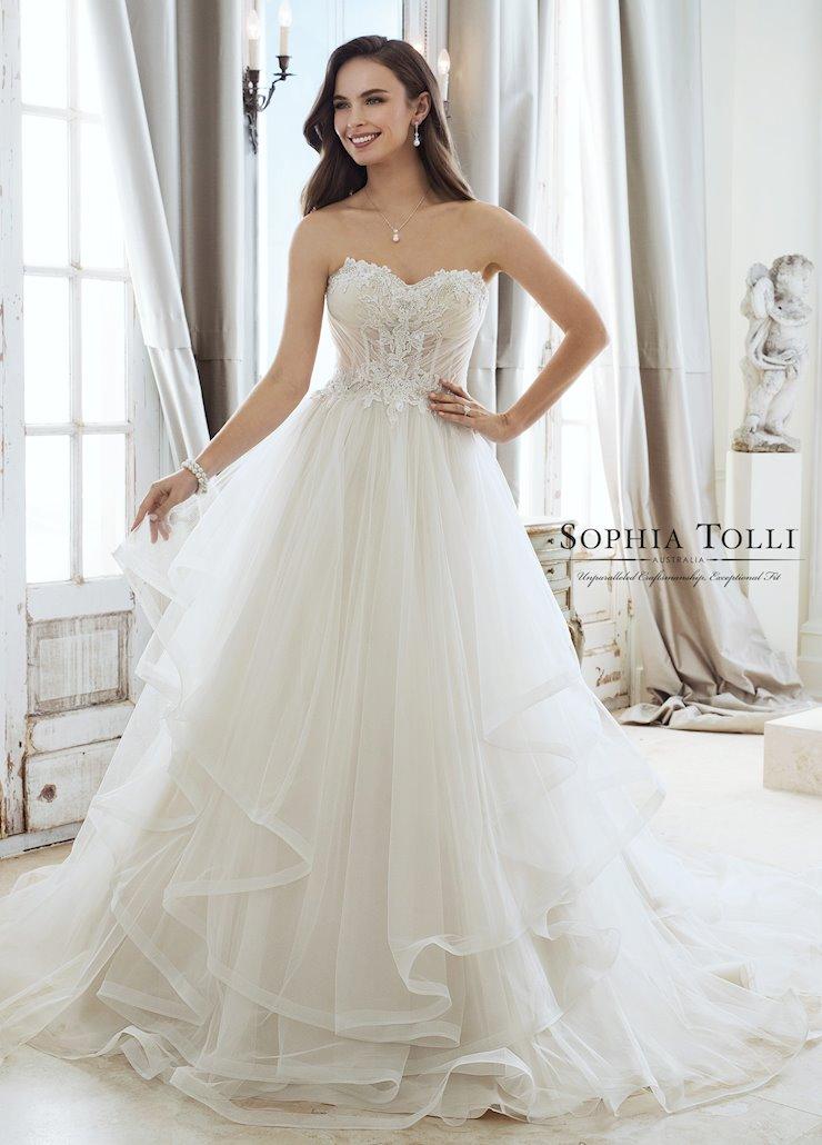 Sophia Tolli Y11867
