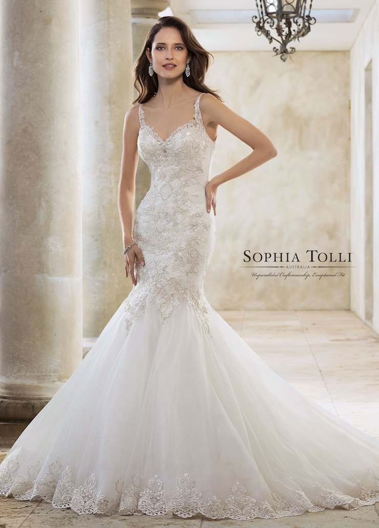 Sophia Tolli Style #Y11872