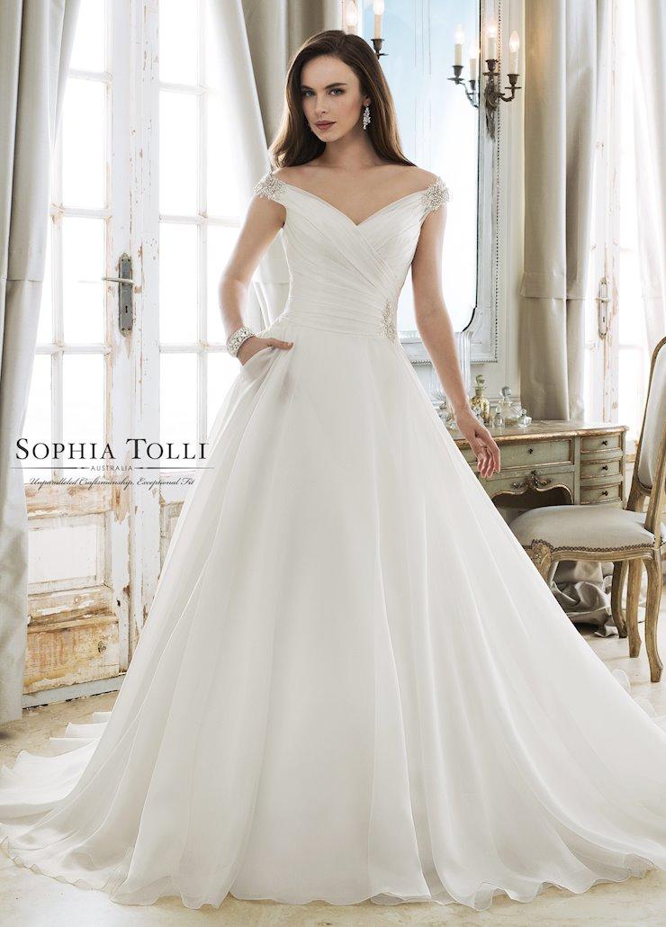 Sophia Tolli Style #Y11873