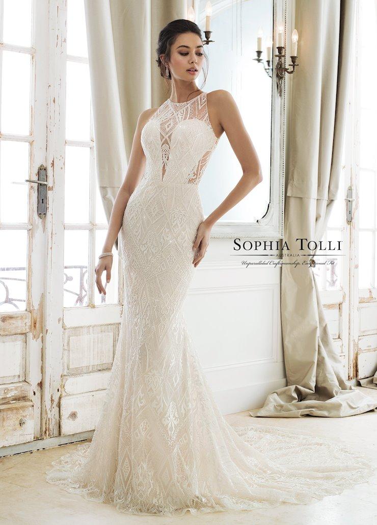 Sophia Tolli Style #Y11895A