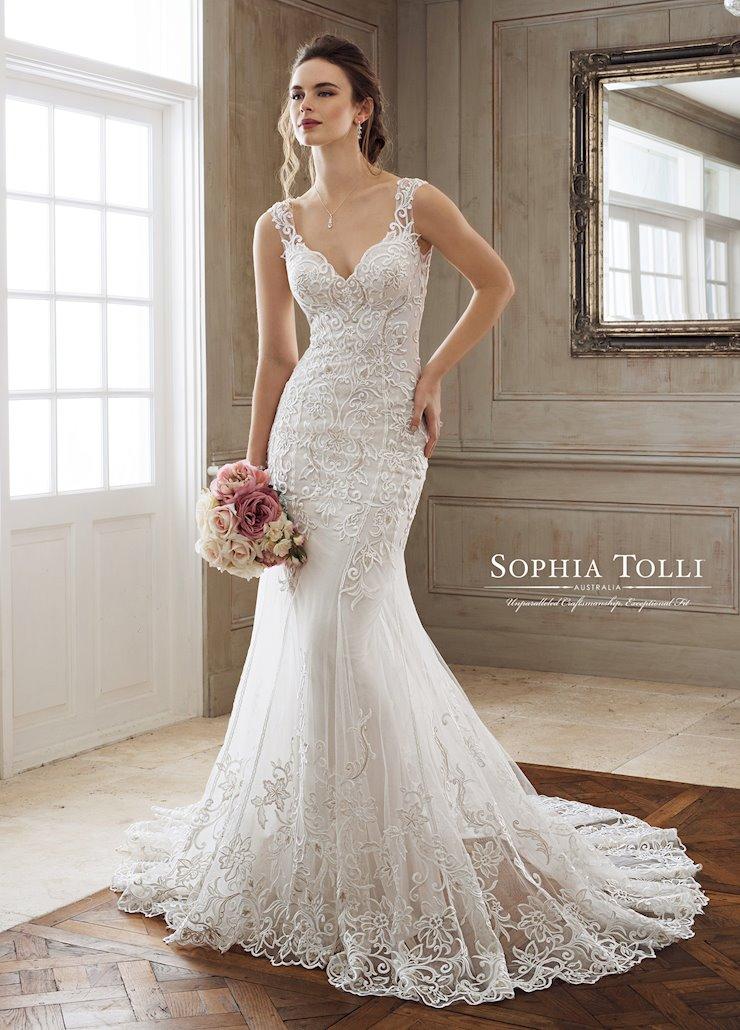 Sophia Tolli Style #Y11896A