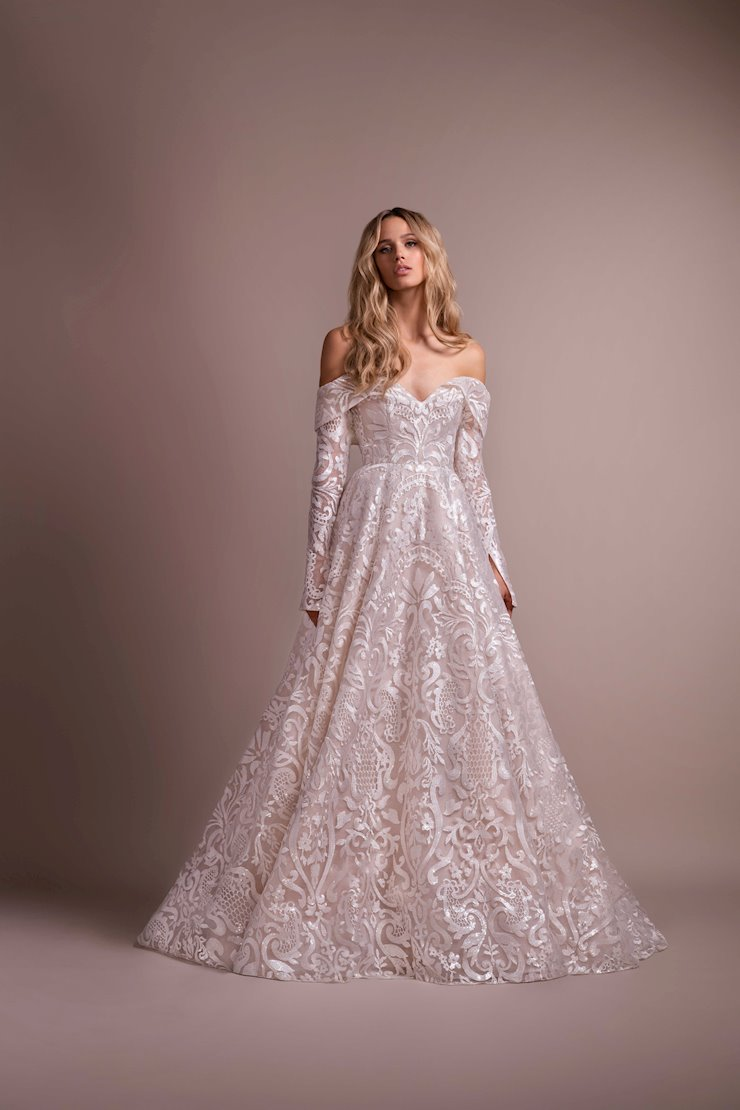 Blush by Hayley Paige Style #6900