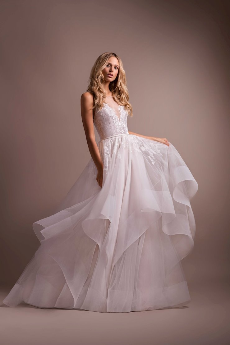 Blush by Hayley Paige Style #6906