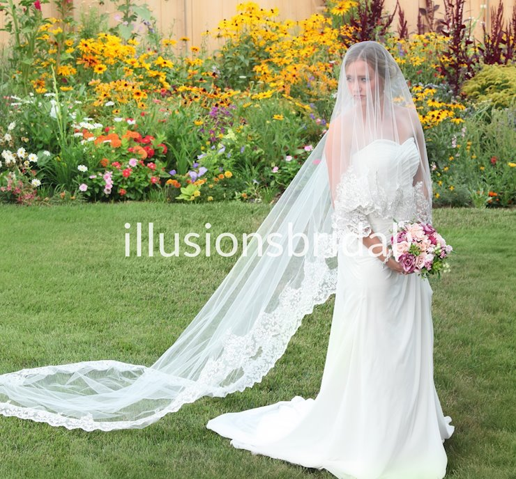 Illusions Bridal Style #D-1082