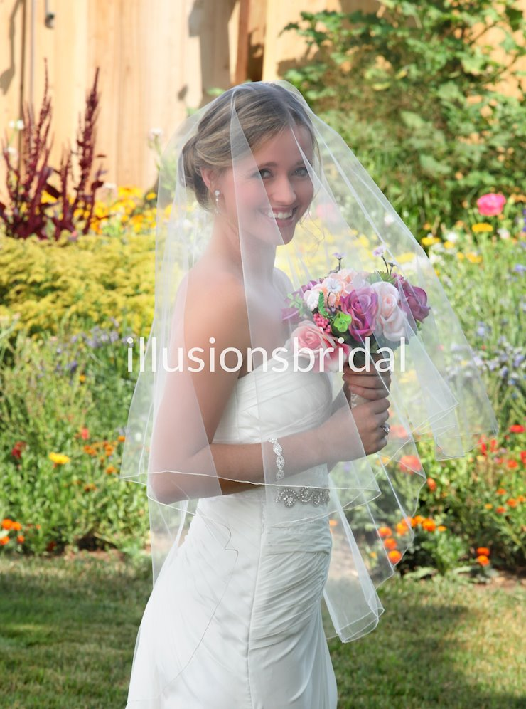 Illusions Bridal Style #D-362