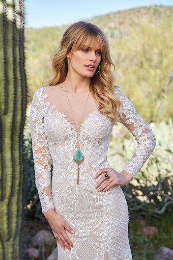 Lillian West Style #6511