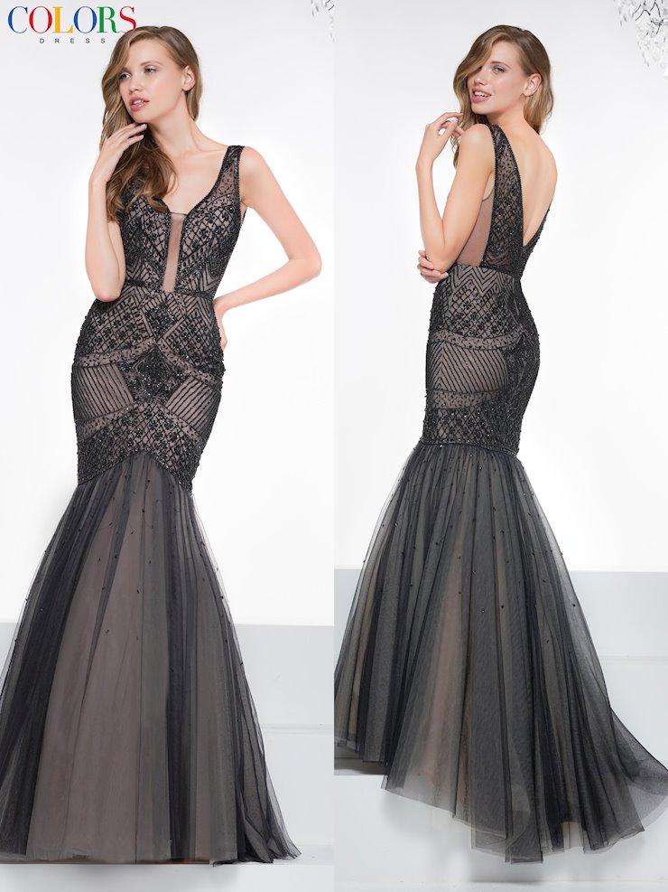 Colors Dress Style #J072 Image