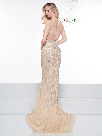 Colors Dress Style J086