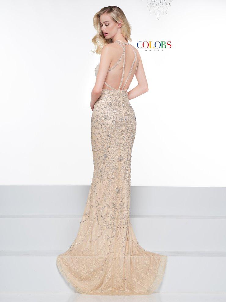 Colors Dress J086