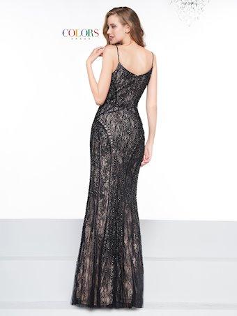 Colors Dress Style #J098