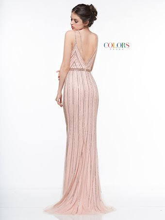 Colors Dress Style #J099