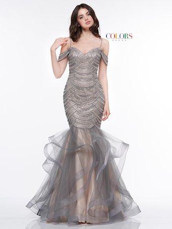 Colors Dress Style #J101
