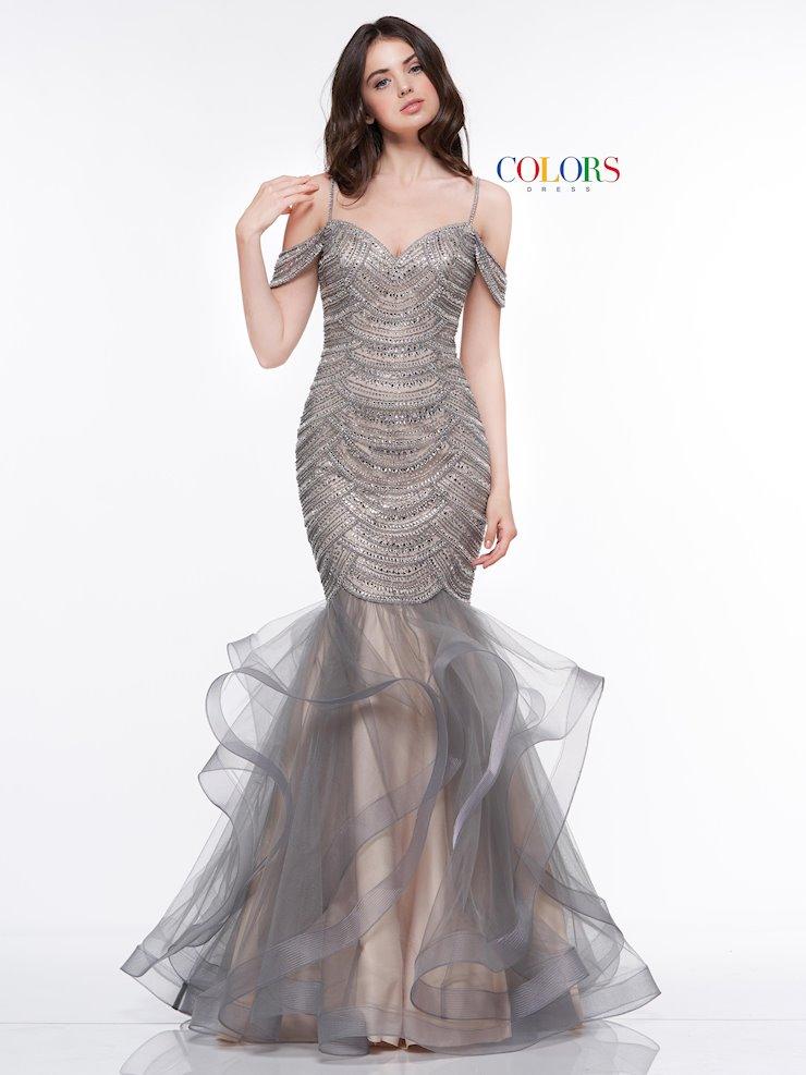 Colors Dress J101