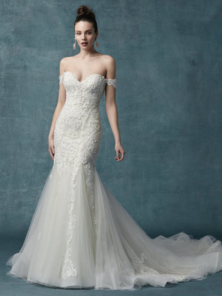 Maggie Sottero Style #Quincy Image