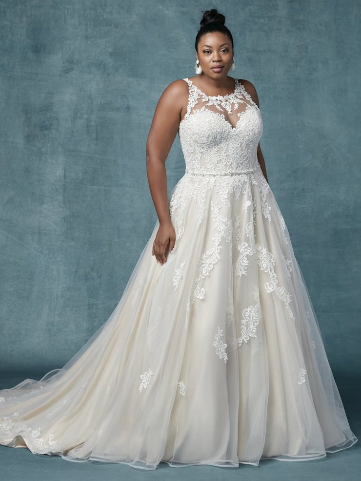 Maggie Sottero Style Shelissa