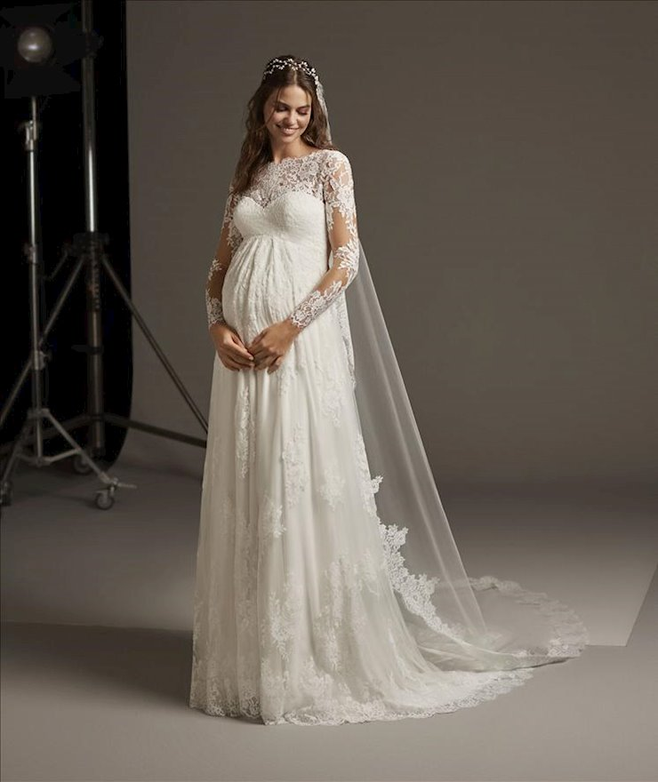 Pronovias Lucky-Star-05 Image