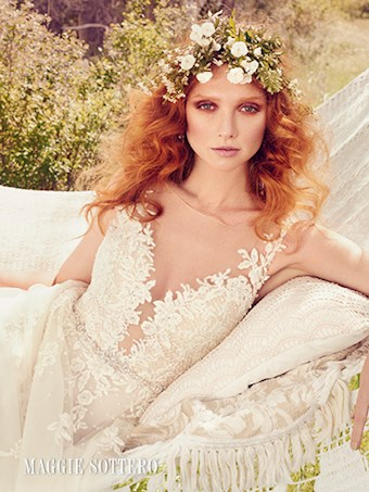 Maggie Sottero Bridal Style #Avery