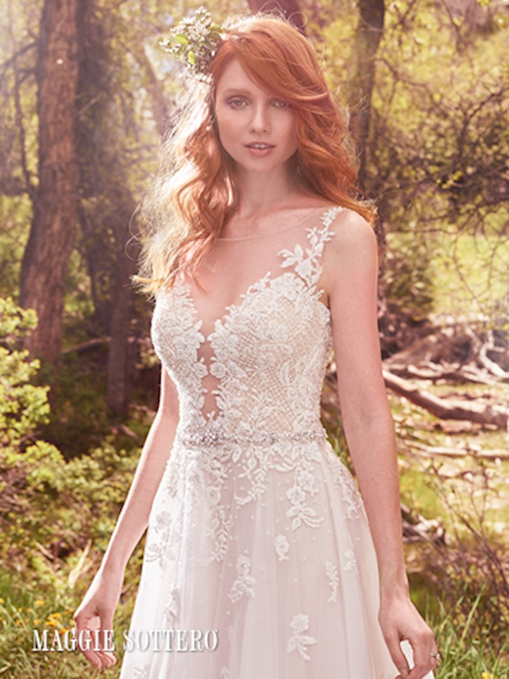 Maggie Sottero Avery