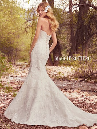 Maggie Sottero Bridal Style #Betsy