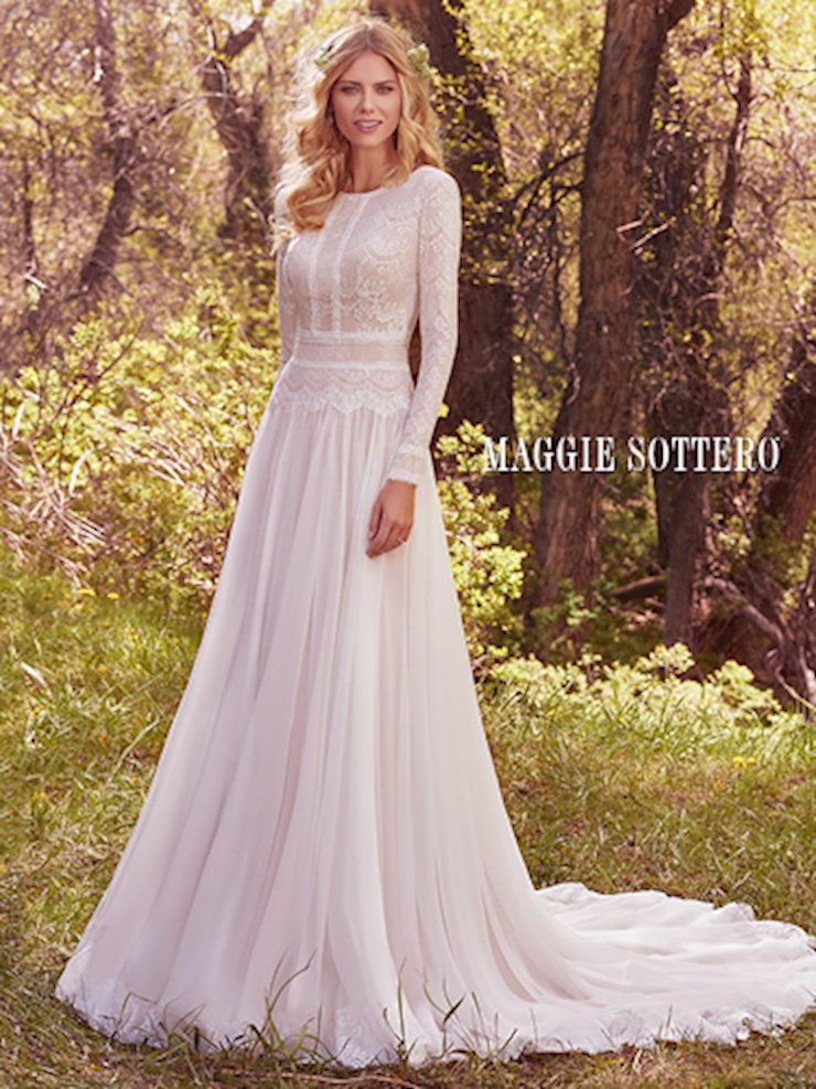 Maggie Sottero Style #Deirdre Marie