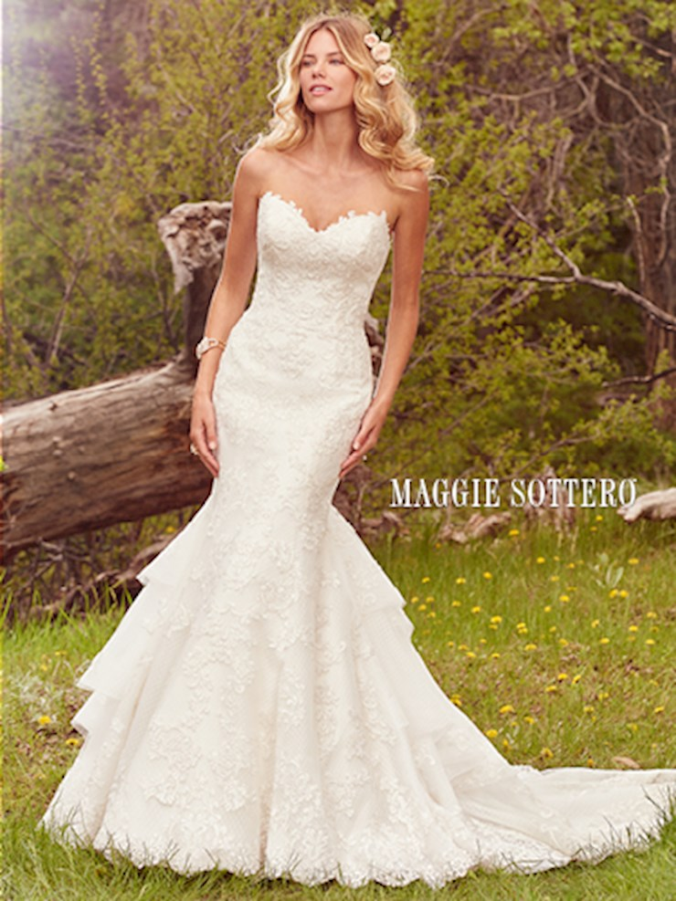 Maggie Sottero Style #Goldie Image