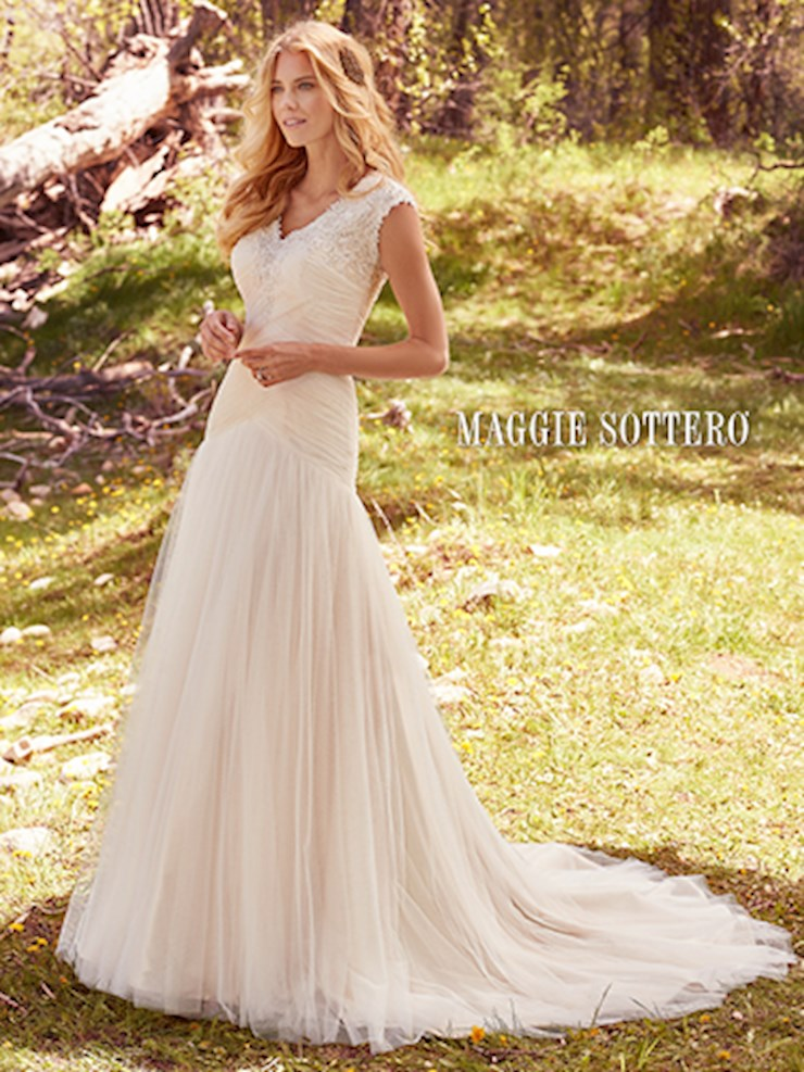 Maggie Sottero Style #Heather