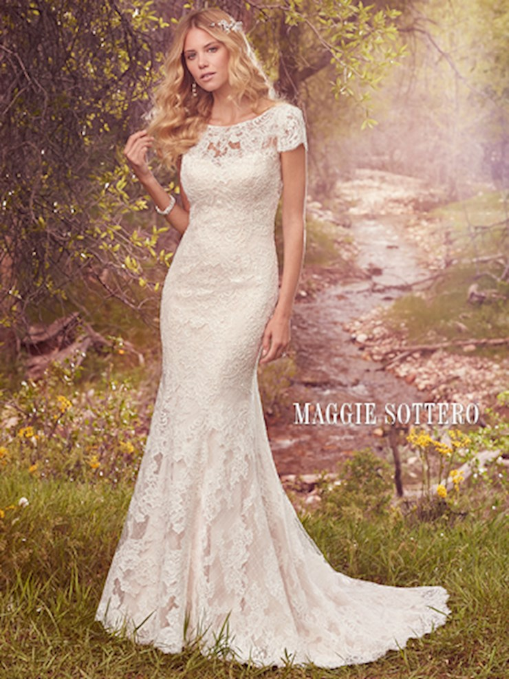 Maggie Sottero Style #Hudson