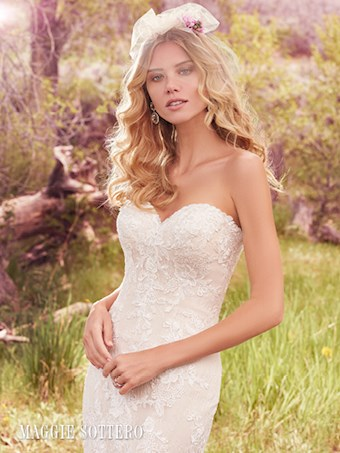 Maggie Sottero Jackie