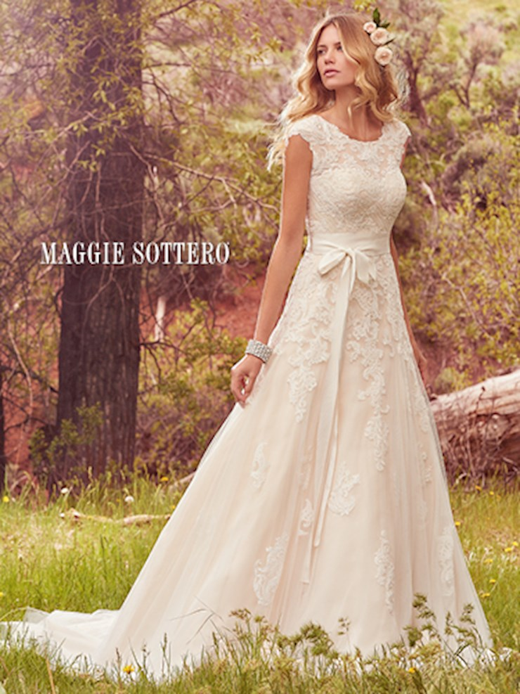 Maggie Sottero Lindsey Marie