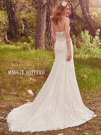 Maggie Sottero Style #Makenna