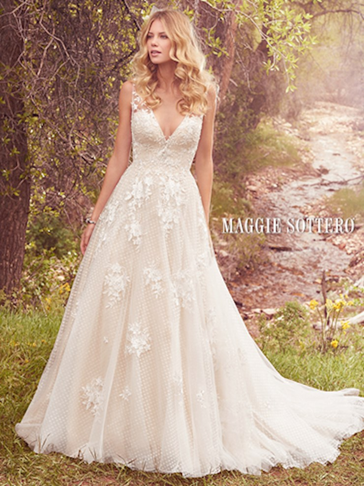 Maggie Sottero Style #Meryl Image