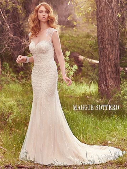 Maggie Sottero Petra