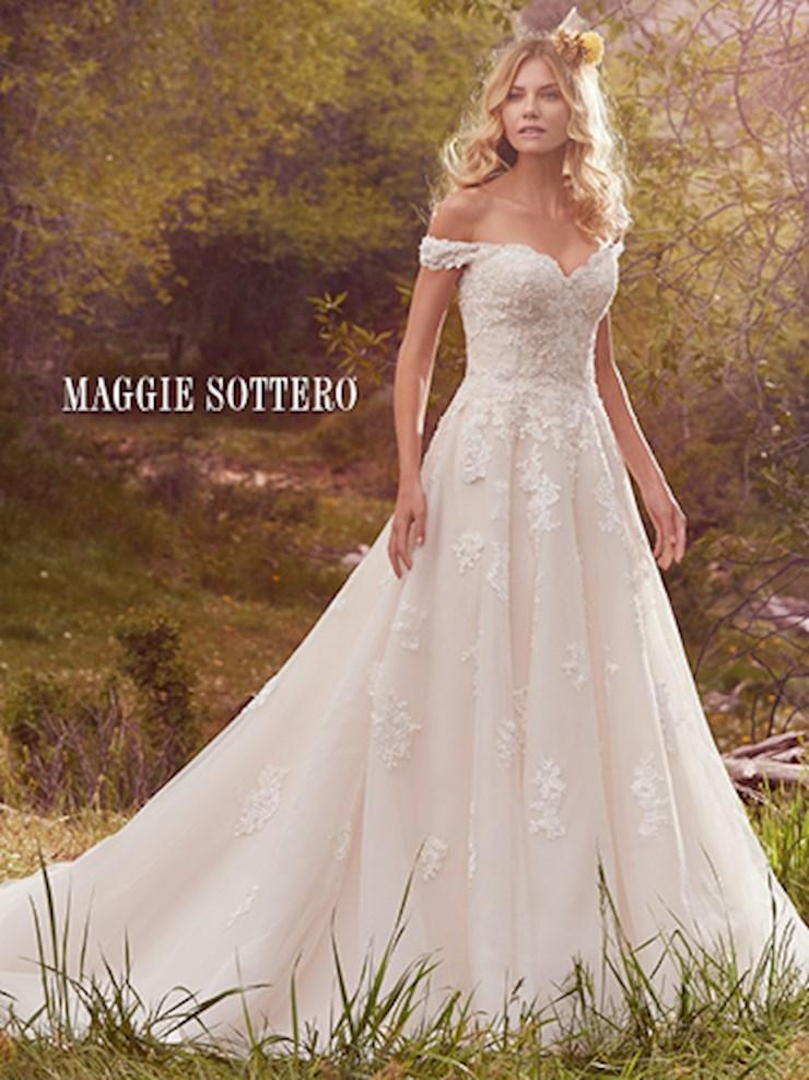 Maggie Sottero Saffron