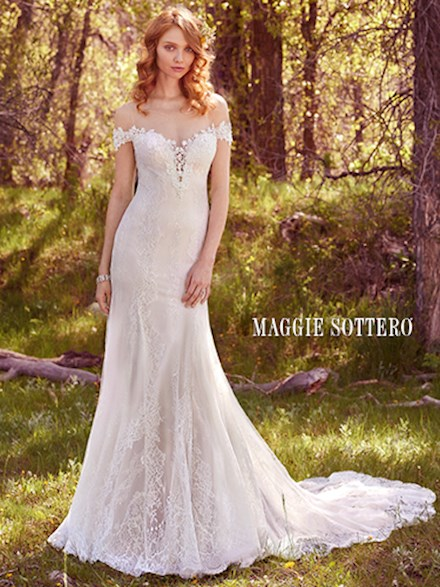 Maggie Sottero Shae