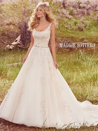 Maggie Sottero Tayla