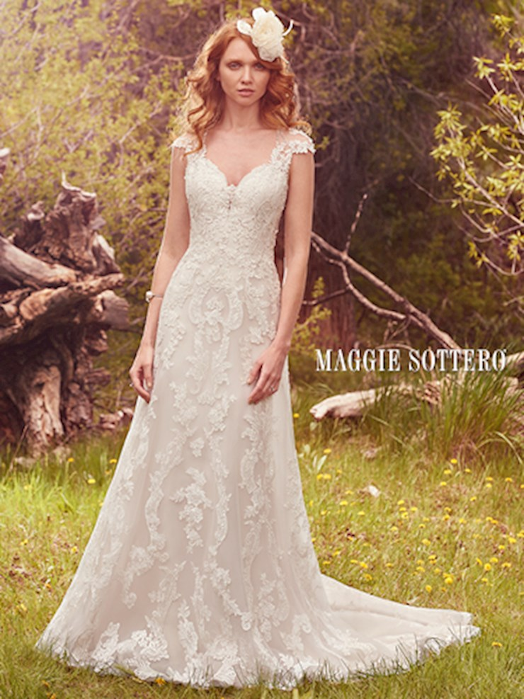 Maggie Sottero Tori
