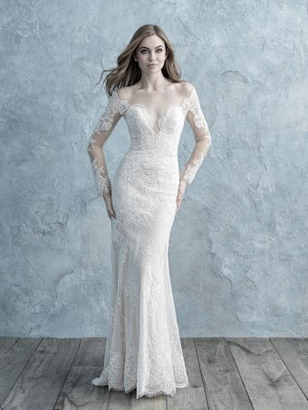 Allure Bridals Style #9654