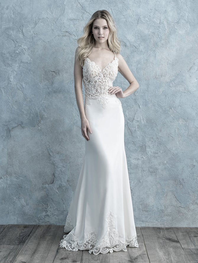 Allure Bridals 9664 One Enchanted Evening