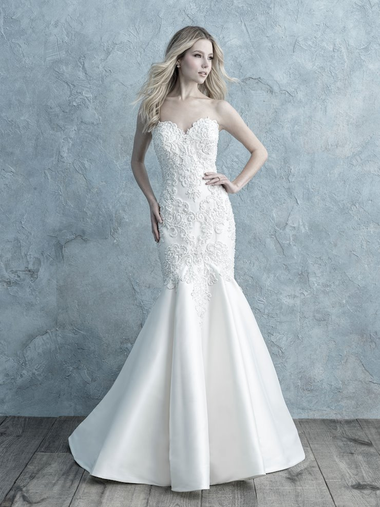 Allure Bridals #9673  Image
