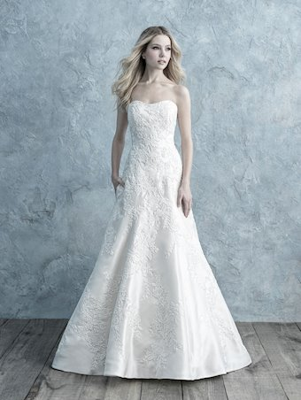 Allure Bridals Style #9675