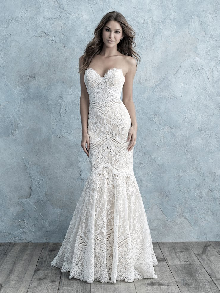Allure Bridals #9676  Image