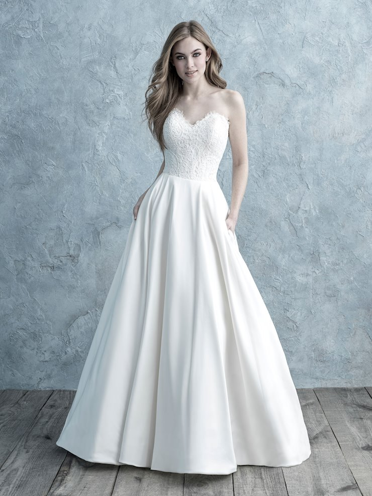 Allure Bridals #9677  Image